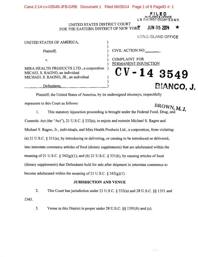 Case 2:14-cv-03549-JFB-GRB Document 1 Filed 06/05/14 Page 1 of 8 PageID #: 1