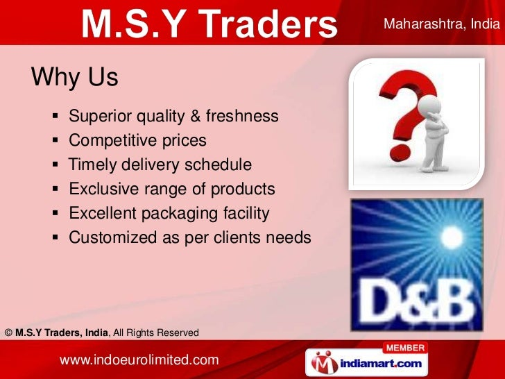 Green Vegetables by M.S.Y Traders  India Pune Slide 3
