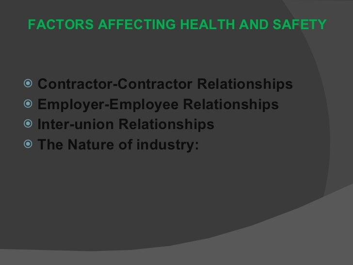 Factors affecting the paint industry