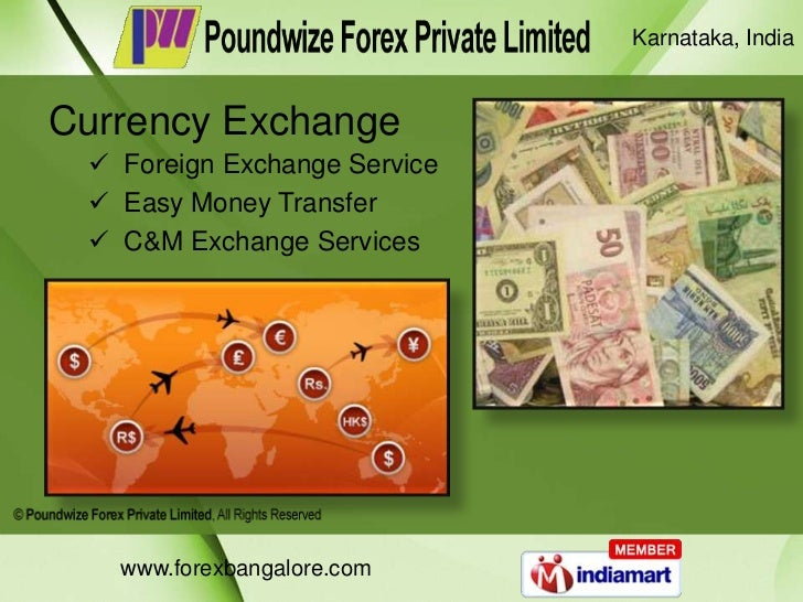Poundwize forex pvt ltd