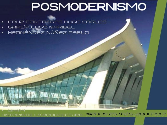 123649686 arquitectura posmoderna 1 pdf for Arquitectura web pdf
