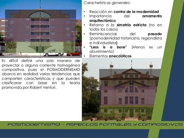 123649686 arquitectura posmoderna 1 pdf for Caracteristicas de la arquitectura