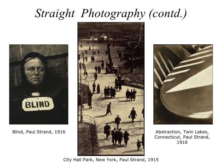 Photography essay example