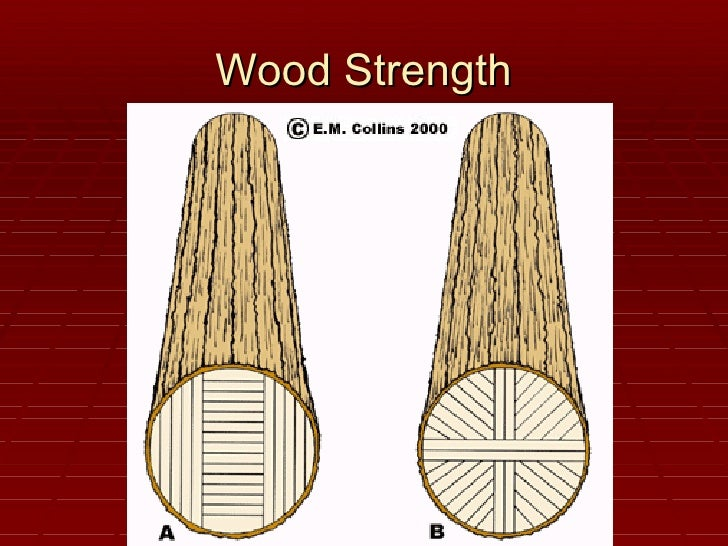 Wood Strength