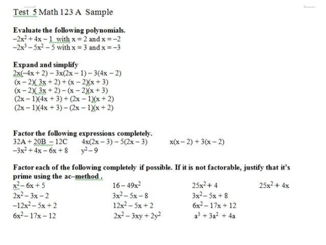 123a test4-sample