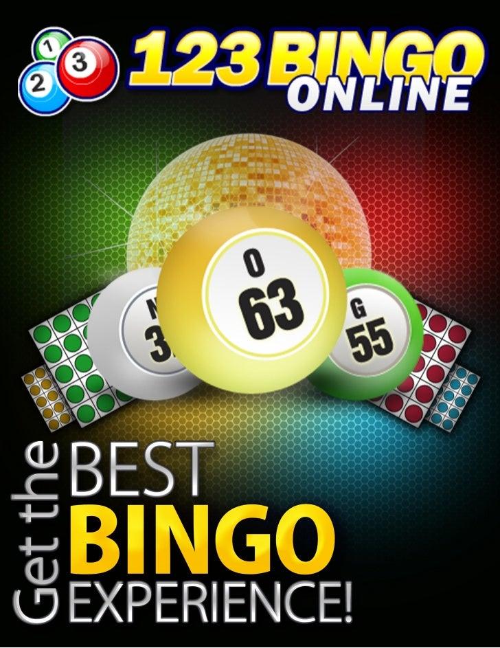 123Bingoonline                Get the best bingo experience!Launched in December, 2004, 123bingoonline is a www.123bingoon...