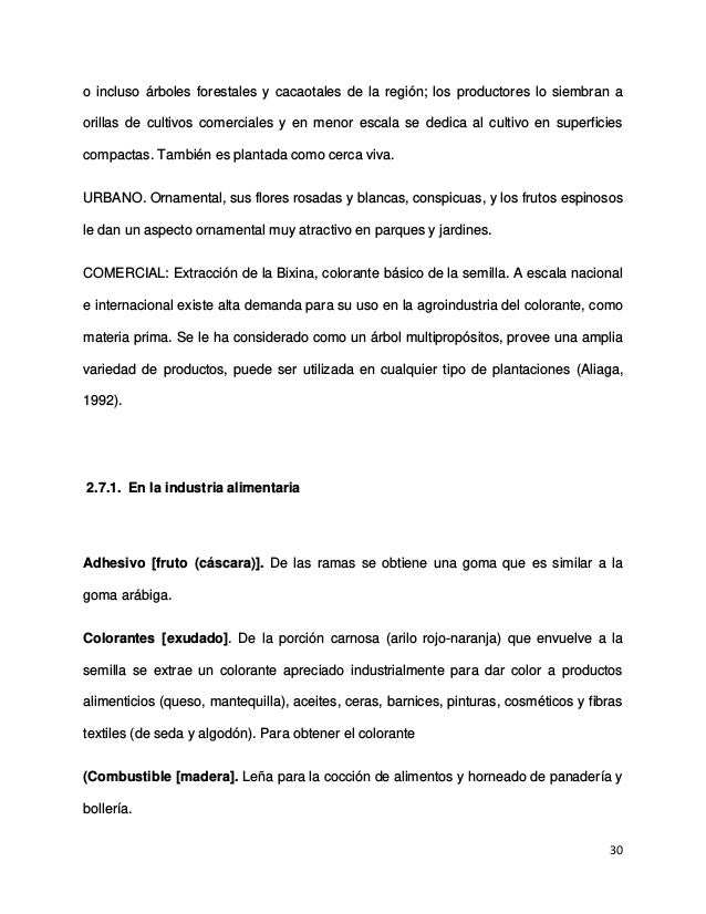 123dok caracterizacion morfologica_de_dos_variedades_de_achiote_bixa_…