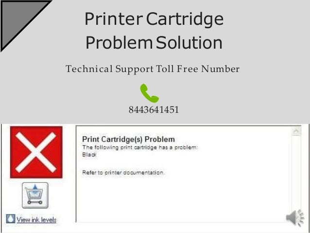 How to Fix Ink Cartridge Failure on 123 HP Officejet Pro 8610