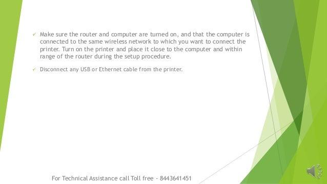123 hp printer wireless setup - 8443641451