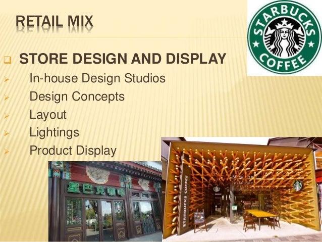 Retail Strategy of Starbucks