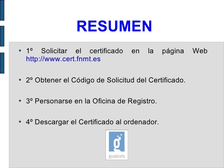 1 2 3 ya tienes tu certificado digital for Oficina certificado digital