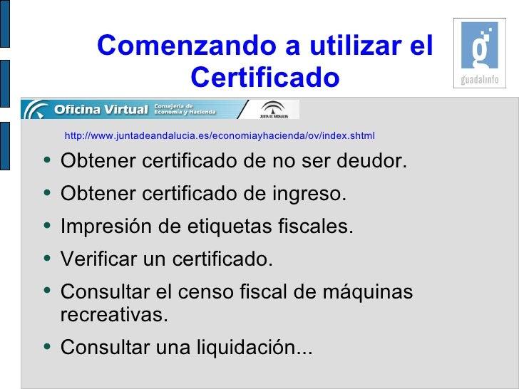 1 2 3 ya tienes tu certificado digital for Renovar demanda de empleo con certificado digital