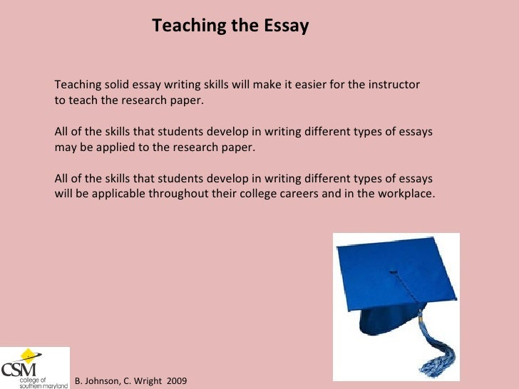 Thesis About English Teaching