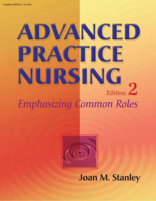 week 1 advanced practice nurse will Nurses to provide community-oriented, family-centered primary care  clinical  preceptor is a critical part of the nurse practitioner curriculum  they are in a 2  year track, and 3-4 days per week if they are in a 1 year track 2.
