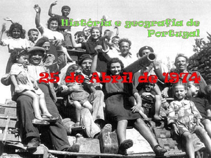 No tempo da ditaduraEra Salazar a governarAgora em democraciaÉ o povo a mandar.A LiberdadeÉ mesmo muito boaÉ quase como um...