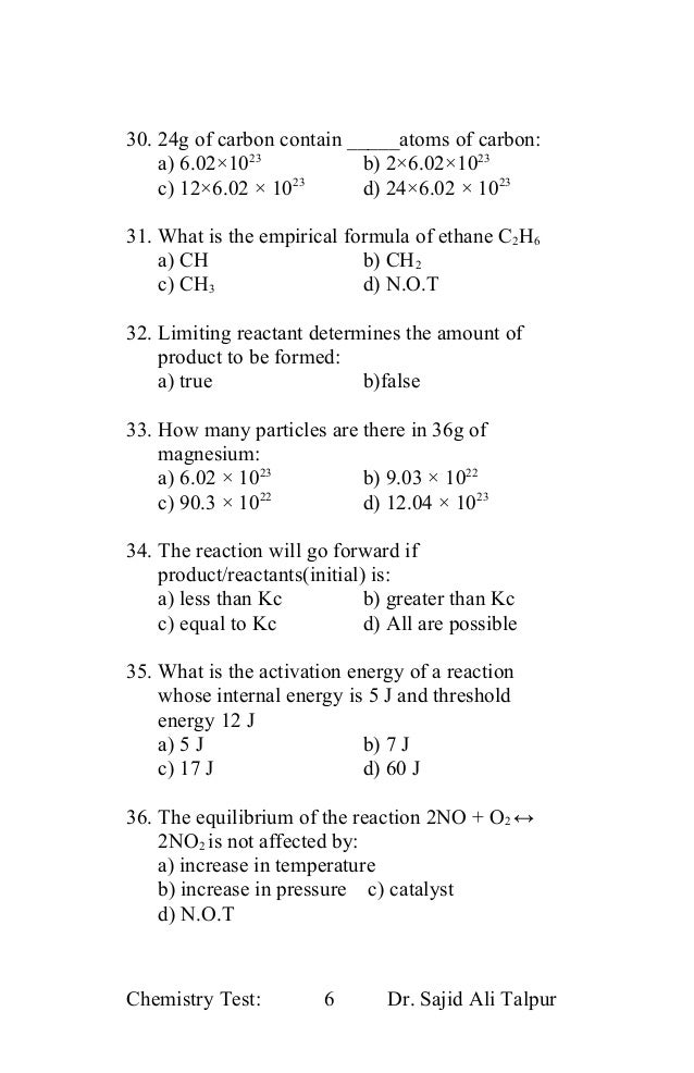 Periodic table periodic table test questions and answers pdf chemistry mcqs test for entry test periodic table periodic table test questions and answers pdf urtaz Image collections