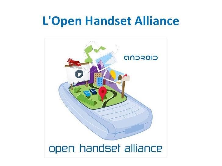 LOpen Handset Alliance