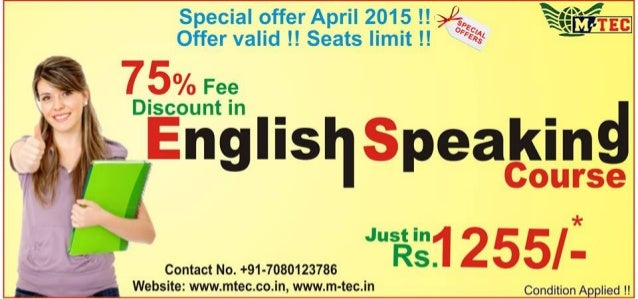 English Speaking Course in Lucknow India M-TEC