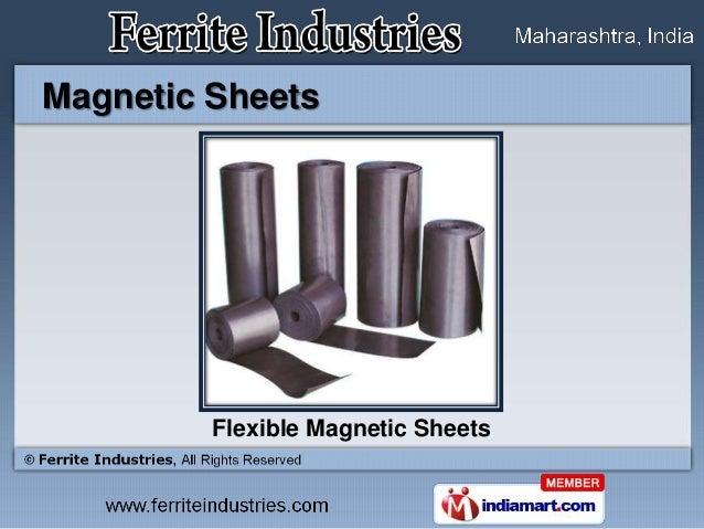 Magnetic Sheets         Flexible Magnetic Sheets