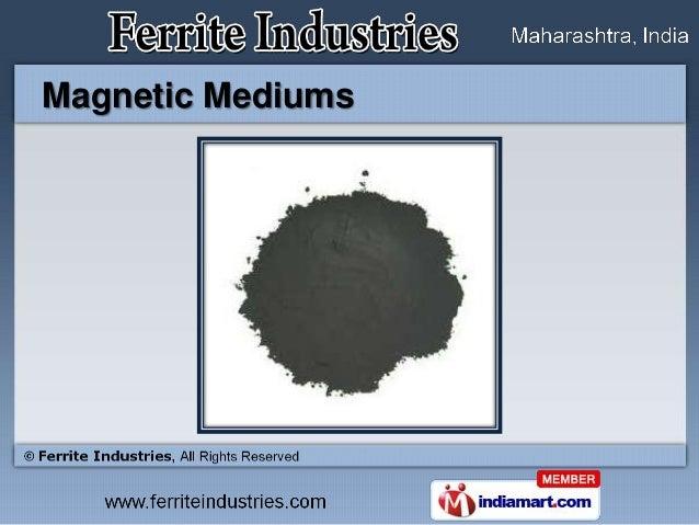 Magnetic Mediums