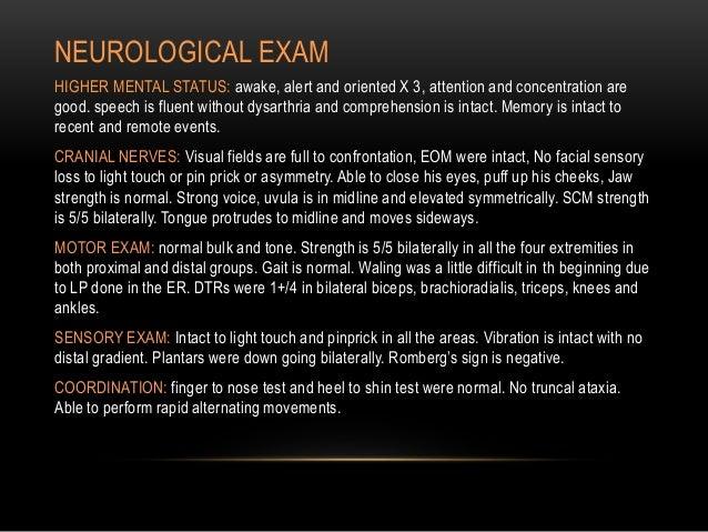 A case of Arnold's Neuralgia