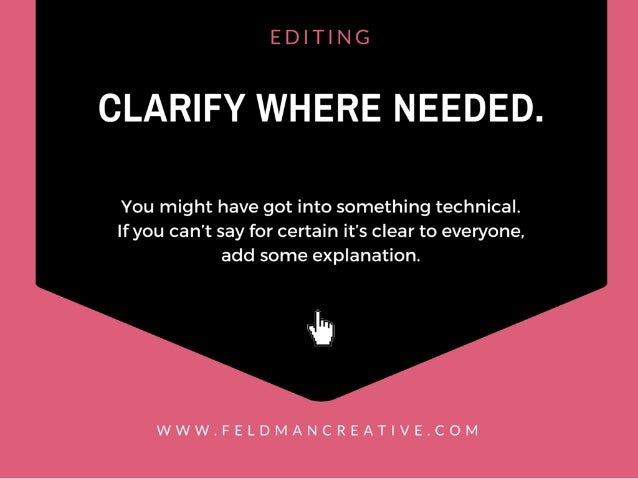 EDITING  CLARIFY WHERE NEEDED.   You might have got into something technical.  If you can't say for certain it's clear to ...