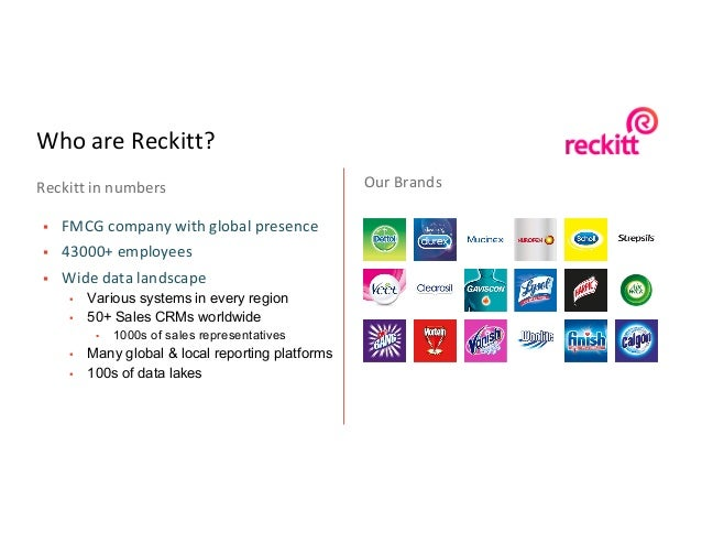 Automating Data Quality Processes at Reckitt Slide 3