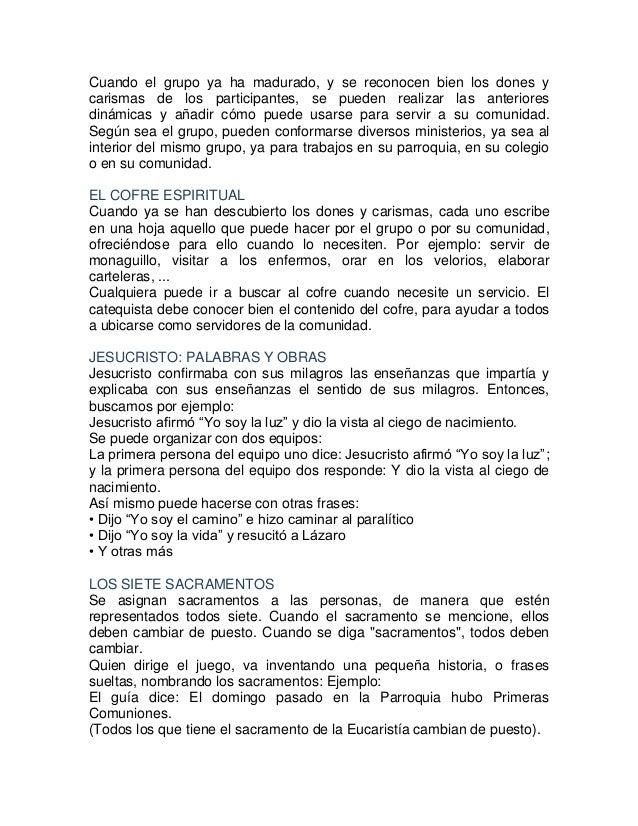 126461371 Juegos Y Dinamicas Para Ninos Catequesis