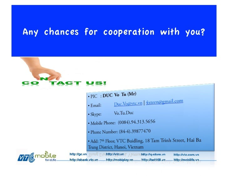 biggest vietnam mobile content and service provider