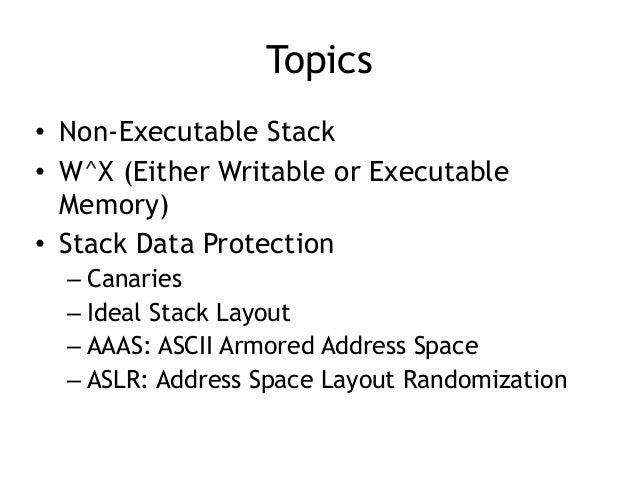 CNIT 127 14: Protection Mechanisms Slide 2