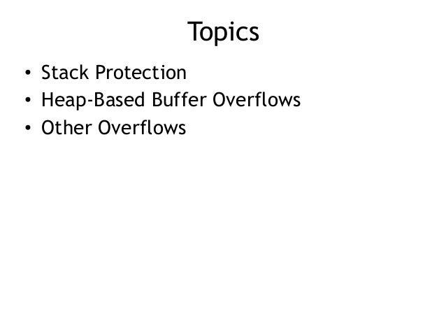 CNIT 127: 8: Windows overflows (Part 2) Slide 2