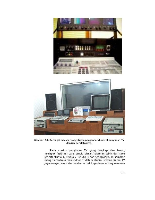 Teknik Penyiaran Dan Produksi Program Tv Film Radio Jilid 2