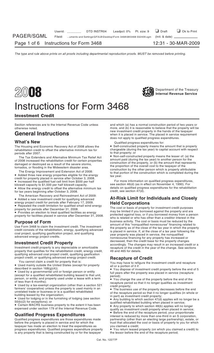 Instructions for form 3468 investment credit solomon thangam fidelity investments