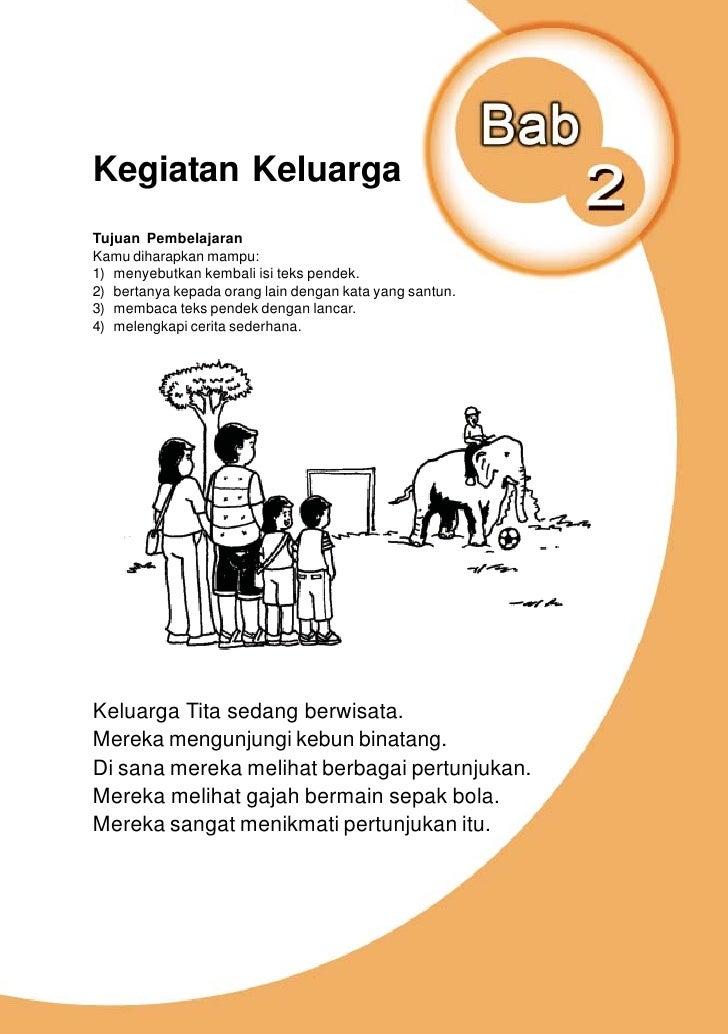 Image Result For Cerita Pendek Liburan Anak Sd