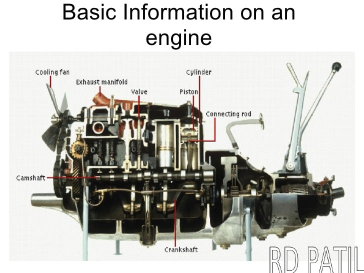 basic engine knowledge level 1 basic information on an engine