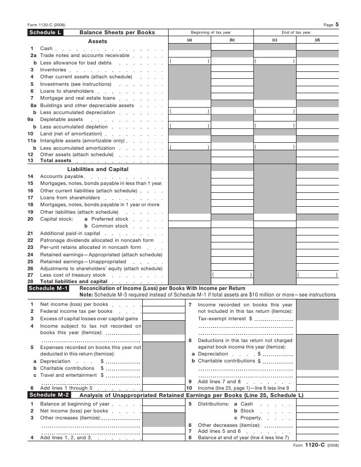form 1120-c-u.s. income tax return for cooperative associations