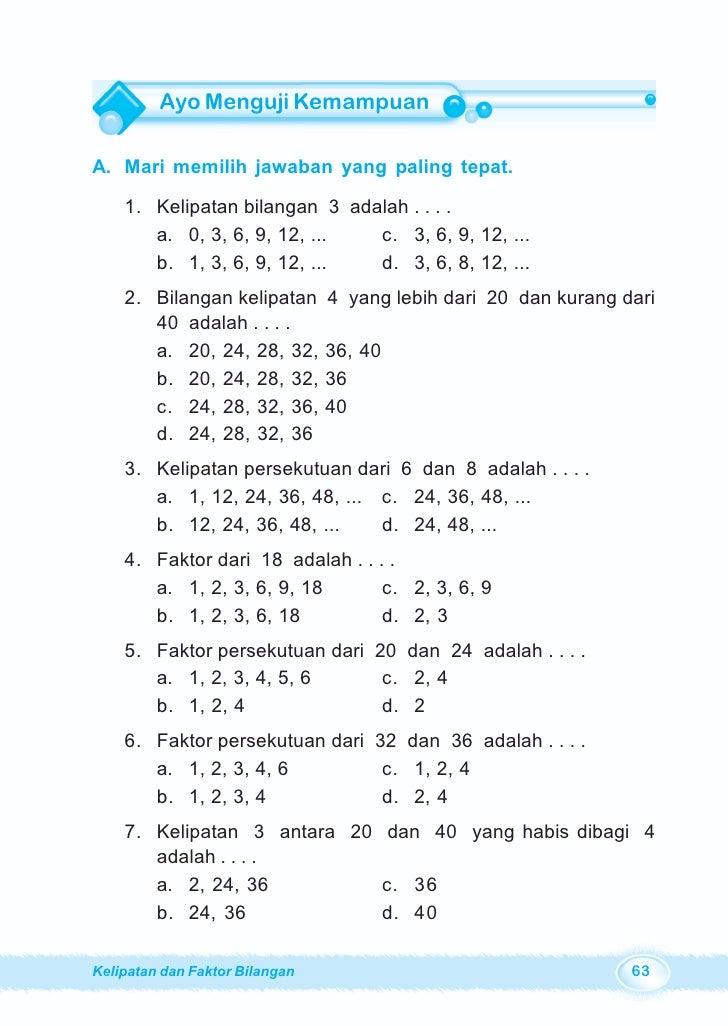 SD-MI kelas04 ayo belajar matematika burhan ary