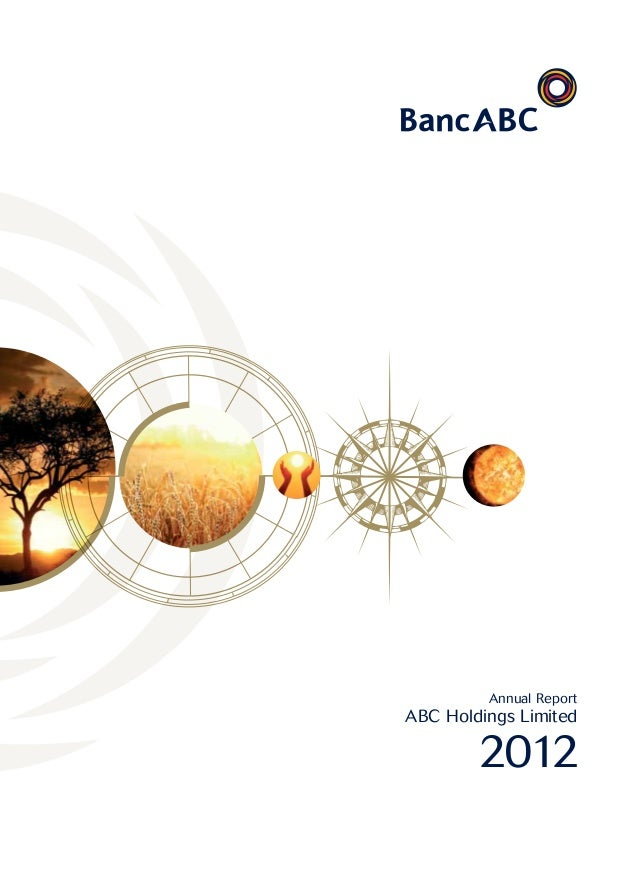 ABC Holdings Limited is the parentcompany of a number of banksoperating under the BancABC brandin Sub-Saharan Africa, with...