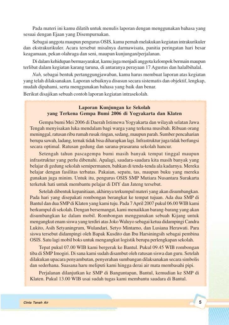 Contoh Laporan Audit Internal Perusahaan Berita Jakarta
