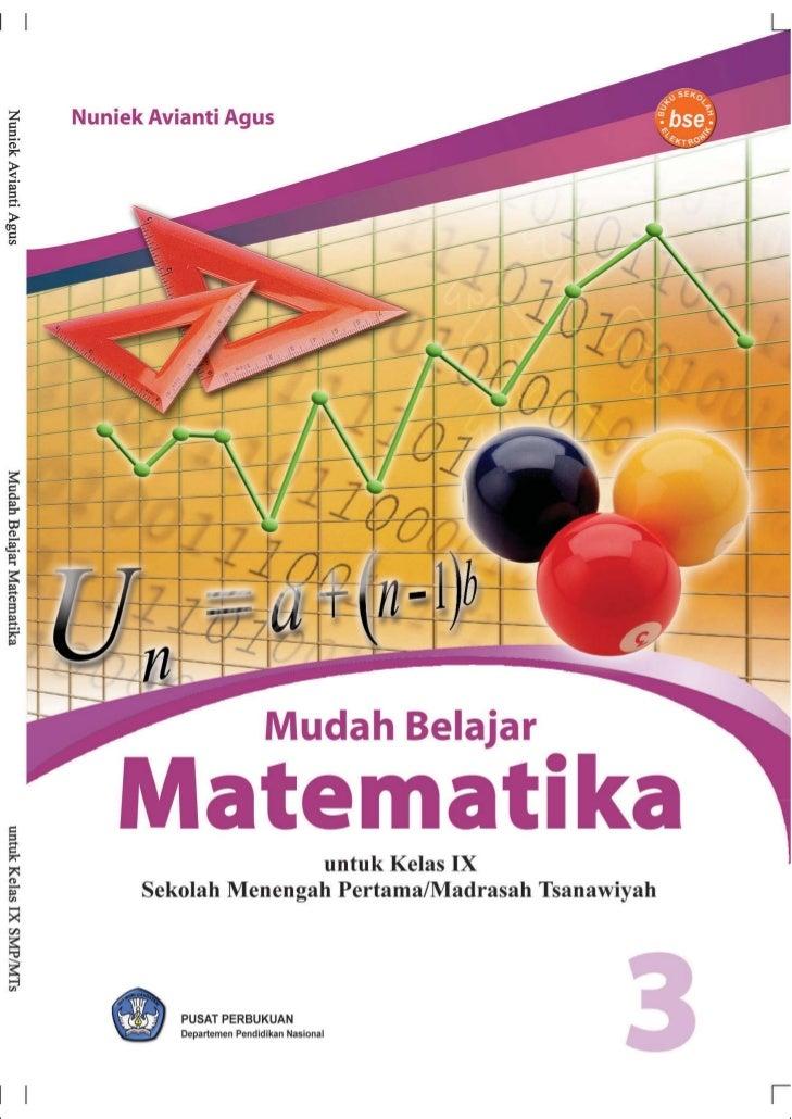 Smp Mts Kelas09 Mudah Belajar Matematika Nuniek