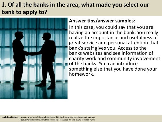 127 Bank Interview Question and Answer - tuhin