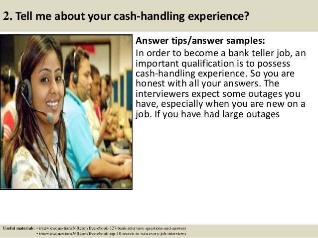 7 2 - Banking Interview Questions And Answers