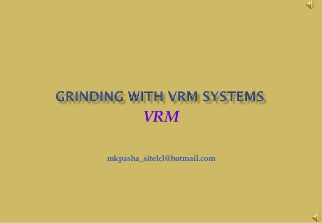 VRM mkpasha_sitelcl@hotmail.com