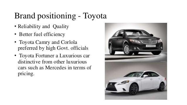 Branding Of Toyota And Honda