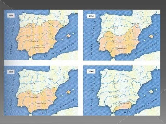    4. REINOS DE TAIFAS Y PUEBLOS NORTEAFRICANOS.    1031 – 1212    › 1031. FIN DEL CALIFATO – DIVISIÓN EN TAIFAS    › LOS...