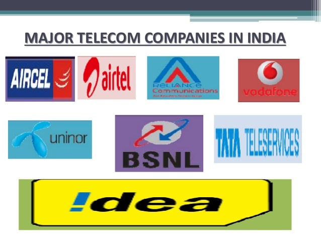 strategies of major players in the indian telecom Start studying chapter 09 (the two remaining major players in a us business consulting firm is considering a cooperative alliance with an indian business.