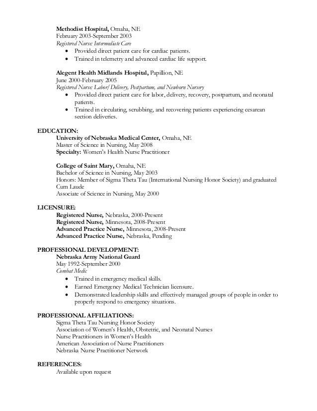 SlideShare  Telemetry Rn Resume