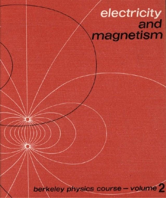 Berkeley Physics Course Volume 1 Pdf
