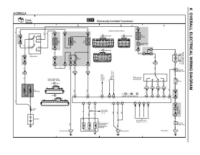 1988 toyota mr2 ecu wiring diagram  toyota  auto wiring
