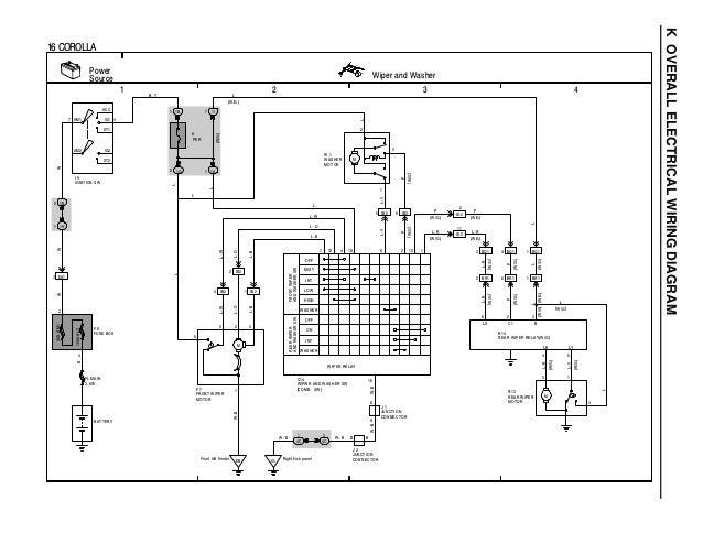 c 12925439 toyota coralla 1996 wiring diagram overall rh slideshare net E20 Corolla E20 Corolla